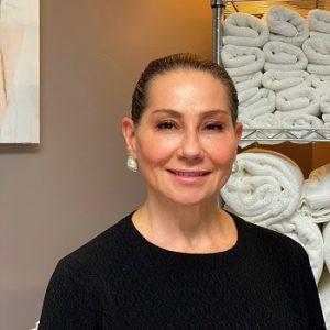 Esthetician Staff Member Michelle Lentini